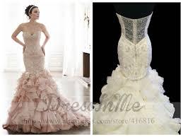wedding dress sweetheart neckline corset back