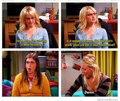 Big Bang Theory Meme - bernadette big bang theory burn weknowmemes