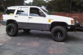 jeep cherokee white with black rims gc lifts page 2