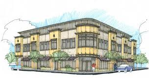 three story building three story office building planned on local news