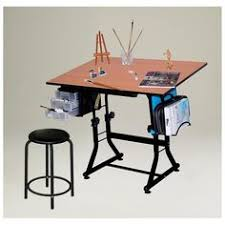 Drafting Table Cover Drafting Table Adjustable Craft Stencil Art Drawing Tracing Work