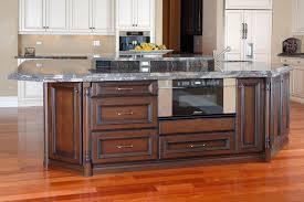 kitchen cherry oak kitchen cabinets metal kitchen cabinets black
