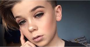 boy pubic hair makeup by jack beauty tutorials popsugar beauty australia