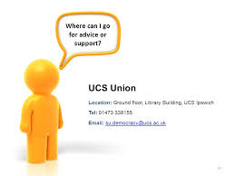 student representatives at ucs a guide for students ppt