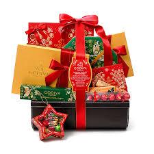 luxury gift baskets godiva throw with luxury chocolate gift basket