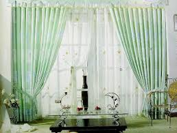 Curtain Design For Living Room Photo Of Well Modern Living Room - Curtain sets living room