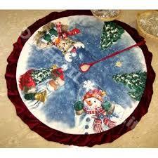 tappeti natalizi tappeto natalizio per albero