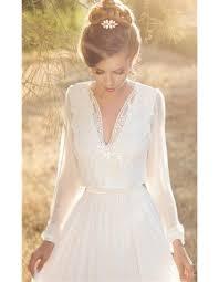 robe de mari e dentelle manche longue robe de mariée dentelle manche longue 30 robes de mariée en