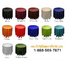 rental tablecloths linens rental chairs and tables rental