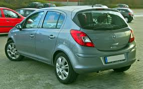 opel corsa 2007 opel corsa 1 2 2006 technical specifications interior and