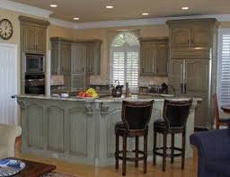 Kitchen Cabinets Redo by 100 Best Painted Kitchen Cabinets Images On Pinterest Painted