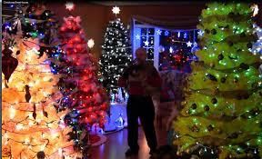 the house of christmas trees sudbury news youtube