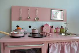 this that and the other crafts handmade wooden play kitchen