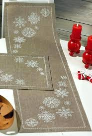 make christmas table runner holiday table runners table runners embroidered table runner easy