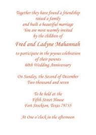 50th wedding anniversary invitation wording ideas iidaemilia