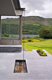 Outdoor Living Space Plans by Outdoor Living House Plan Embraces Ireland Landscape