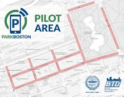 Street Map Of Boston by Mayor Walsh Announces Parkboston City Of Boston
