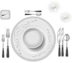 Formal Table Setting Basic Table Set Up Crowdbuild For