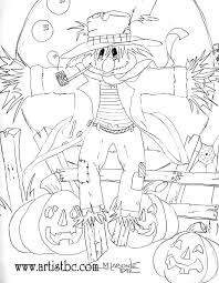 266 scarecrow theme images fall fall