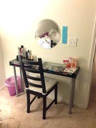 vanities small bedroom spaces vanity and makeup storage ideas