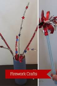 kids firework crafts safe and noise free
