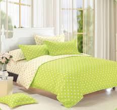 Polka Dot Bed Set Aa Home Textiles Green White Polka Dot Bedding Sets Include