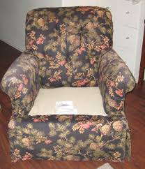 Damask Accent Chair Custom Slipcovers By Shelley Green Damask Chair