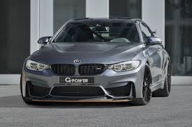 modified bmw m4 official 615hp g power bmw m4 gts gtspirit