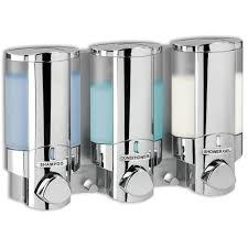 Aviva Soap And Shower Dispenser III Hand Soap Dispenser - Bathroom hand soap dispenser