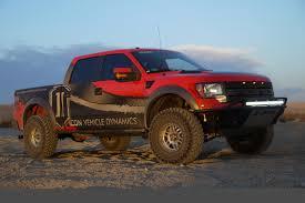 Ford Raptor Red - 2010 2014 svt raptor icon stage 1 suspension system k93050