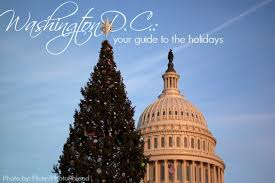 Washington Dc Thanksgiving Events Family Friendly Christmas Events In Washington Dc