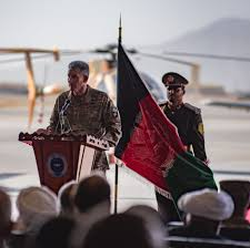 Blackhawk Flag Nato Resolute Support Uh 60 Roll Out Ceremony Remarks By General