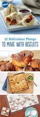 12 ridiculous things we made with biscuits doughnuts waffles