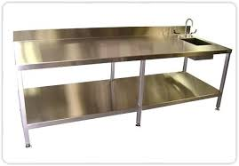 stainless steel prep table with sink stainless steel prep table with sink zaxis info