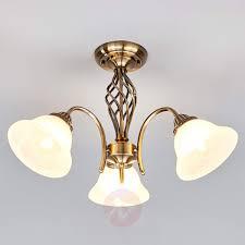 3 Bulb Ceiling Light Fixture 3 Bulb Ceiling Light Mialina Lights Co Uk