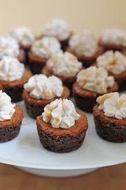 mini pumpkin pie gingersnap cookie cups hip foodie