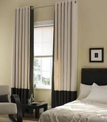 How To Make Curtains Longer Extend Curtain Length U0026 Add Decorative Pattern To Plain Curtains