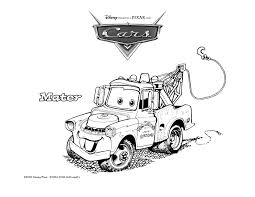 mater colouring pages kids coloring europe travel guides com