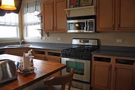 kitchen creative kitchen window treatment decoration using