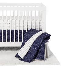 babyletto 5pc crib bedding set galaxy target