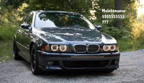 lexus vs acura maintenance cost bmw e39 m5 maintenance cost how expensive is it really youtube