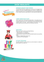 fashion trends for your kids itty bitty kids expo simplebooklet com