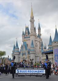 Grand Rapids Thanksgiving Parade Music Travel Consultants Feature Destination Disney Marching Band
