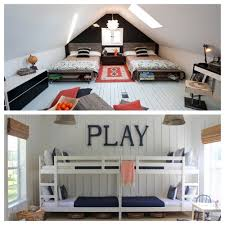 Single Beds VS Bunk Beds - Single bed bunks