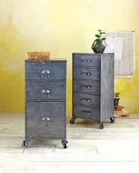 Modern File Cabinet Best 25 Rolling File Cabinet Ideas On Pinterest Filing Cabinet