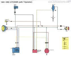 honda 400ex volts wiring diagram 400ex ignition wiring diagram