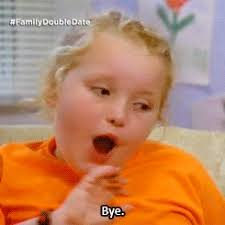 Honey Boo Boo Meme - animated gifs about honey boo boo waves bye found