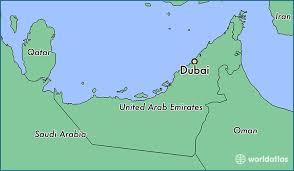 world map city in dubai where is dubai the united arab emirates dubai dubai map