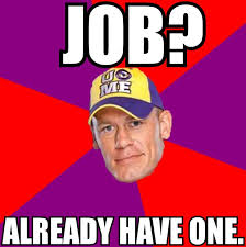 Funny John Cena Memes - a hater s guide to enjoying a john cena wwe chionship run