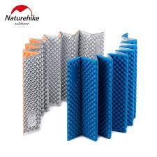 naturehike egg crate folding mat thickened ultralight sleeping bag
